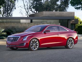 Cadillac превратил ATS в купе
