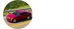 Купе Cadillac ATS будет доступно с двумя моторами. Фото 1