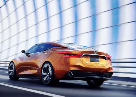 В Детройте дебютировал концепт-кар Nissan Sport Sedan. Фото 2