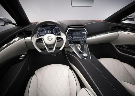 В Детройте дебютировал концепт-кар Nissan Sport Sedan. Фото 3