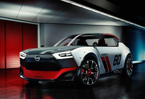 Новые модели Nissan появятся на конвейере в течение ближайших пяти лет