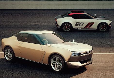 Новые модели Nissan появятся на конвейере в течение ближайших пяти лет. Фото 1