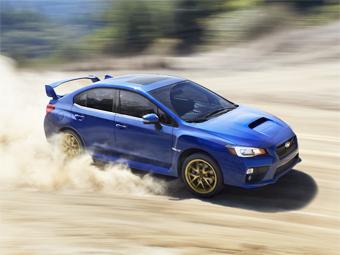 Новый Subaru WRX STI оснастили 305-сильным мотором