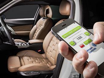 Автокресла научили автоматически подстраиваться под рост водителя