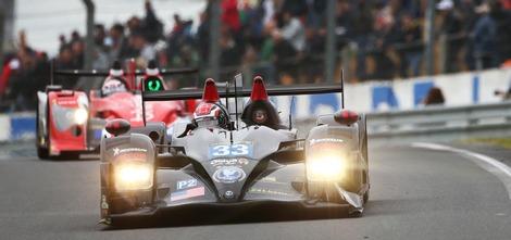 Японский производитель построит закрытый гоночный автомобиль категории LMP2