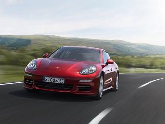 """В Porsche задумались над конкурентом """"пятерке"""" BMW"""
