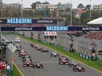 Формуле-1 предсказали сход половины участников в первой гонке