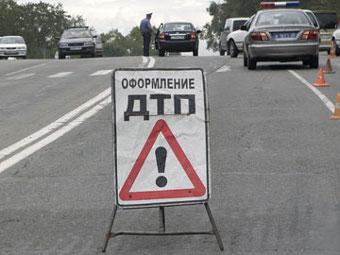 Количество крупных ДТП в России сократилось на треть