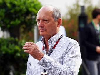 Рон Деннис вернулся на пост руководителя McLaren