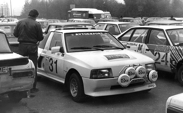 Лучшие гоночные автомобили СССР, которые никогда не выходили на старт. Фото 11