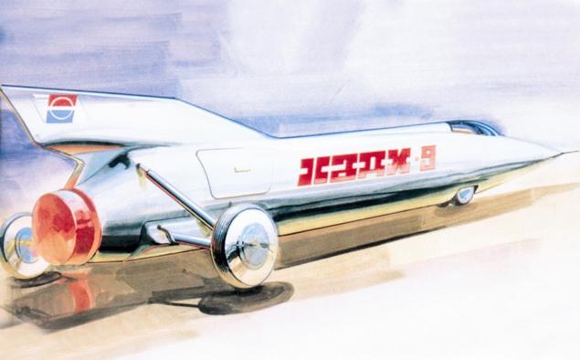 Лучшие гоночные автомобили СССР, которые никогда не выходили на старт. Фото 15