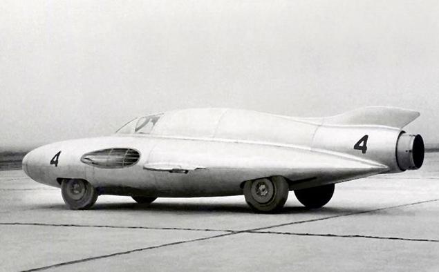 Лучшие гоночные автомобили СССР, которые никогда не выходили на старт. Фото 21