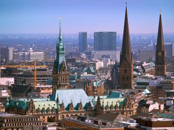 Гамбург избавят от автомобилей через 20 лет