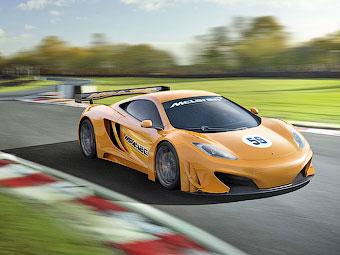 """McLaren построит конкурента """"заряженному"""" Ferrari 458 Italia"""