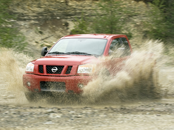 Nissan попросил журналистов помочь создать спецверсию пикапа Titan