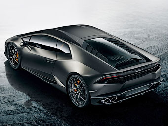 Названа рублевая стоимость Lamborghini Huracan
