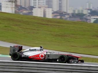 Новый болид Формулы-1 McLaren провалил краш-тест