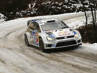Себастьен Ожье выиграл первую гонку сезона WRC