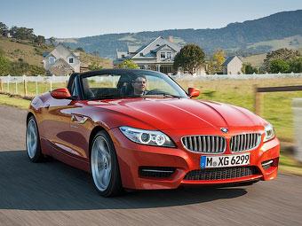 Первым совместным спорткаром Toyota и BMW станет новый Z4