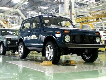Россия потратит на автопром 270 миллиардов рублей