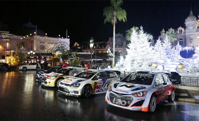 Себастьен Ожье хладнокровно спустился с горы и выиграл в Монте-Карло