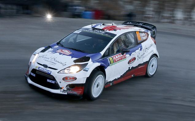 Себастьен Ожье хладнокровно спустился с горы и выиграл в Монте-Карло. Фото 2