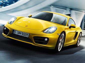 Porsche Cayman станет 340-сильным