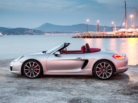 """Porsche разработает """"заряженные"""" версии Cayman и Boxster"""