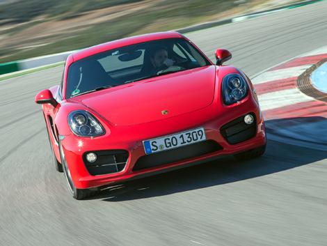 """Porsche разработает """"заряженные"""" версии Cayman и Boxster. Фото 1"""