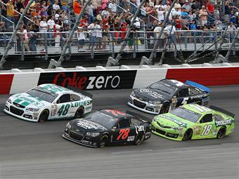 Борьбу за титул в NASCAR сделают еще зрелищнее