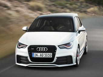 """""""Заряженная"""" версия Audi A1 получит 230-сильный мотор"""