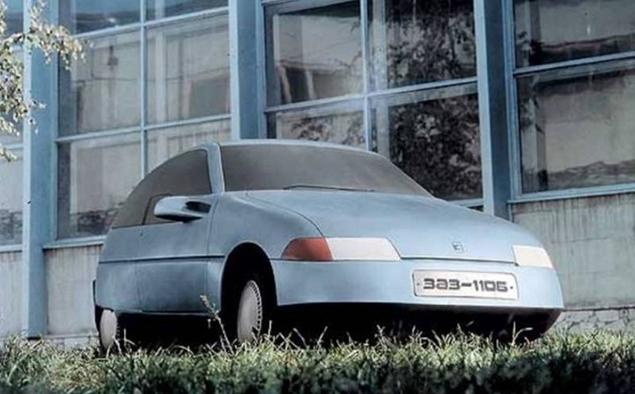 концепт кары автоваза в ссср