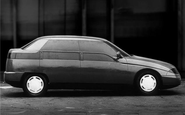 новые концепт кары газ легковой машины