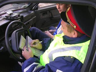Всем московским экипажам ДПС выдали планшеты