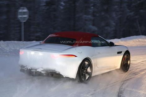 Родстер и купе F-Type могут получить 240-сильный двигатель