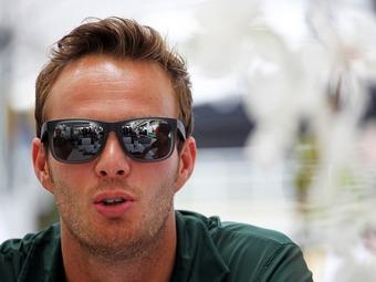 Команда Формулы-1 Sauber наняла второго тест-пилота