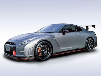 Суперкар Nissan GT-R Nismo обзавелся трековым спорт-пакетом