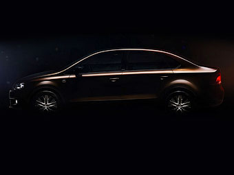 Volkswagen предложил для Polo седана новый мотор