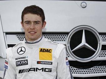 Пол ди Реста ушел из Формулы-1 в DTM