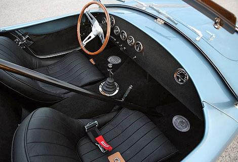 Компания Shelby American отметит юбилей модели 289 FIA Cobra. Фото 1