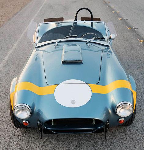 Компания Shelby American отметит юбилей модели 289 FIA Cobra. Фото 3