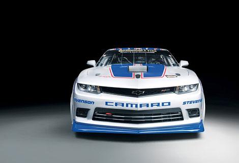 """У """"заряженного"""" Camaro появилась гоночная версия. Фото 1"""