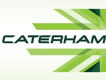 Группа Caterham сменила логотип