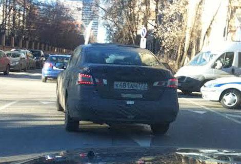 Новый Nissan будут с лета выпускать на Ижевском автозаводе. Фото 1