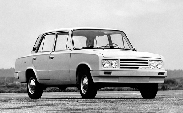 Тринадцать необычных модификаций советских машин. Фото 27