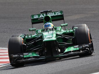 Caterham покинет Формулу-1 в случае провала в сезоне-2014
