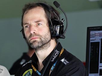 "Команда McLaren увела гоночного инженера у ""Лотуса"""