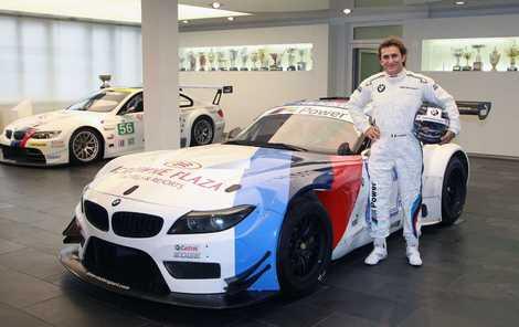 Безногий пилот проведет сезон в кузовном чемпионате Blancpain GT Sprint Series