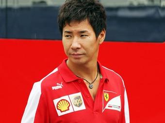 Кобаяси отказался от контракта с Ferrari ради бесплатных выступлений в Caterham