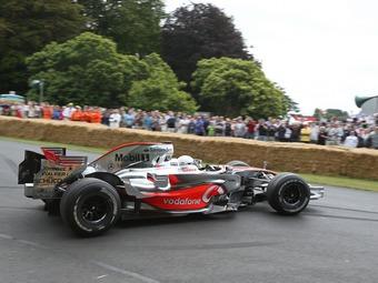 У McLaren-Honda появится дочерняя команда в GP2 и GP3